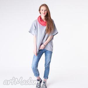 handmade bluzy obszerna bluza narzutka typu oversize