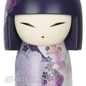 maxi doll kiyomi-czyste piękno, lalka, kimmidoll, szczęście, kokeshi, prezent