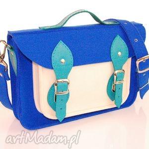 13 inch laptop macbook pro retina, air - torba, leather, felt, handmade, skóra