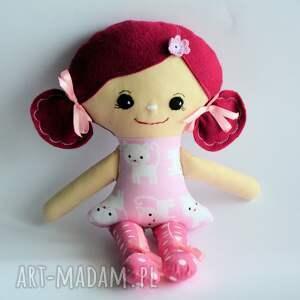lala bella - zuzka 42 cm, lala, kotek, dziewczynka, romantyczna, przytulanka