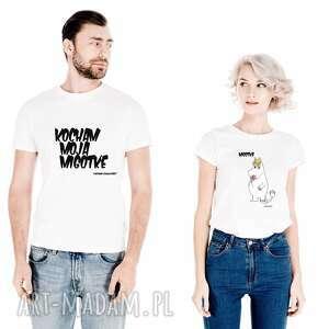 Koszulki dla par kocham moją migotkę - migotka tailormade niej