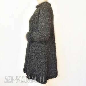 sweter/ sukienka/ tunika handmade ręcznie robiona, sweter, tunika, sukienka