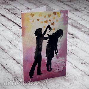 M.I.Ł.O.Ś.Ć... kartka okolicznościowa, kartka, miłość, walentynki, ślub, rocznica