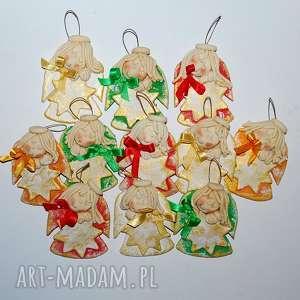 ozdoby świąteczne mamy gwiazdki aniołki, anioły, dekoracja, prezent, gwiazdka
