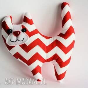 handmade zabawki kotek - kociamber - felek