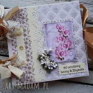 scrapbooking albumy album -rocznica, album, urodziny, scrapbooking