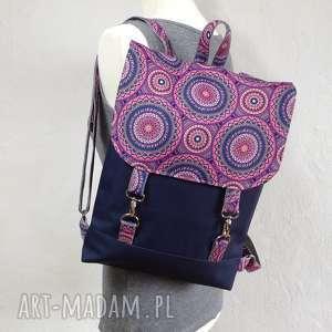 ręcznie zrobione plecaki plecak