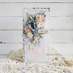kartka ślubna w pudełku 690