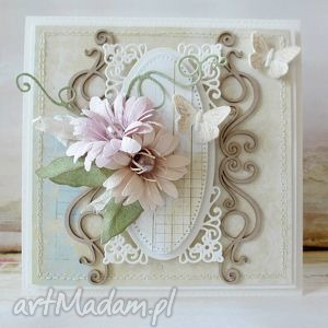 marbella pastelowa z motylkami, ślub, mama, życzenia, gratulacje, podziękowanie
