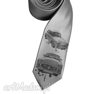 Prezent Krawat Syrena, krawat, syrena, nadruk, prezent