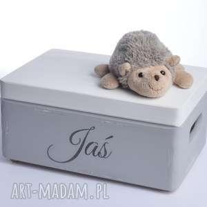 ręcznie robione pokoik dziecka kuferek wspomnień pudełko skarby