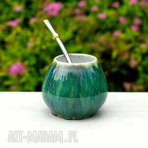 ceramika ceramiczne naczynie do yerba mate / matero handmade -
