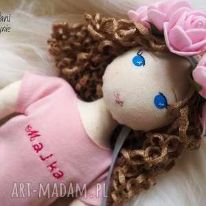 lalka #185, szmacianka, eko lalka, przytulanka, personalizowana