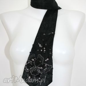 krawat damski, krawat, dodatki, tie, święta prezent