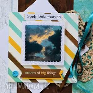 kartki kartka - spełnienia marzeń 2, kartka, fotografia, uniwersalna