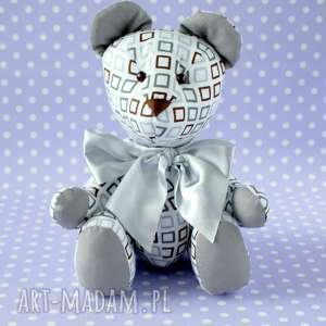 handmade dla dziecka miś przytulanka