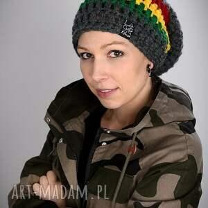 DreadLove Rasta 05, czapka, czapa, rasta, dready, długa, ciepła