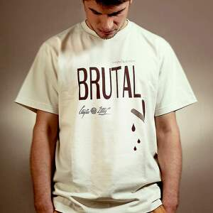 handmade koszulki koszulka męska brutal