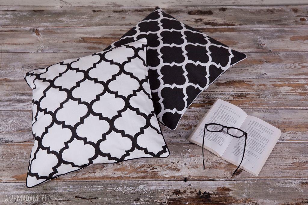 poduszki marokański poszewka na poduszkę koniczyna