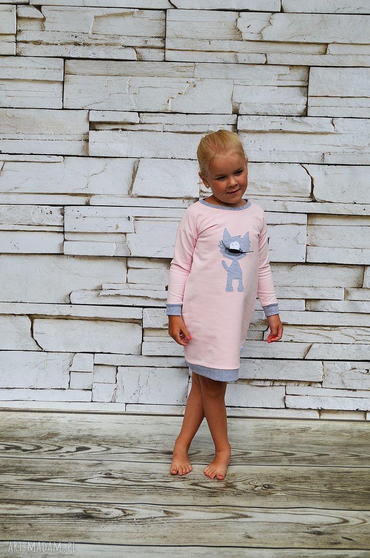 handmade ubranka tunika kot