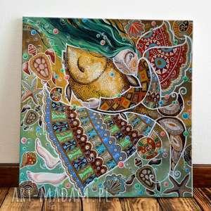 morze dobrych snów - aniołe, morze, ryby, sen, 4mara