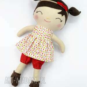 lala - prezent, dziewczynka, lala, przytulanka, handmadedoll, dziecko