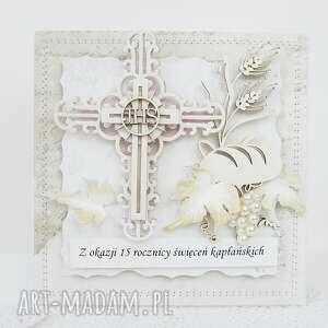 rocznica święceń kapłańskich - w pudełku, komunia, święcenia, religia