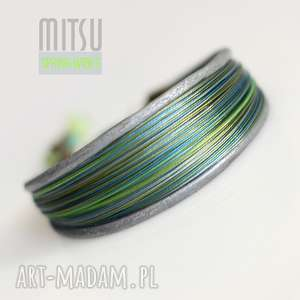 spring wibes - wiosenna, wiosna, kolorowa, zielona, niebieska, nowoczesna