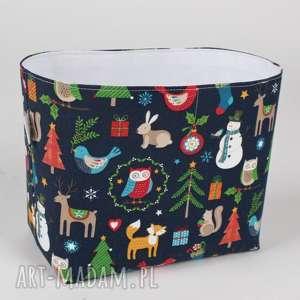 świąteczne prezenty POJEMNIK ŚWIĄTECZNY, swieta, prezent, mikolaj, dziecko, pojemnik