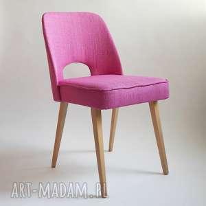 krzesło muszelka, krzesło, vintage