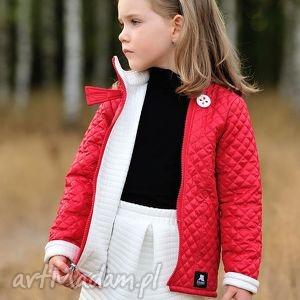 leniwamysz dwustronna kurtka dla dziewczynki , kurtka, przejściówka, dziewczynka