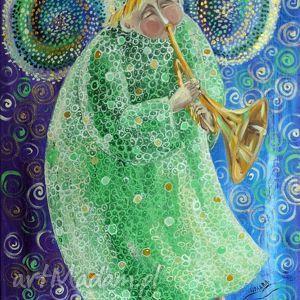 Dom marina czajkowska anioł, anioły, muzyka,