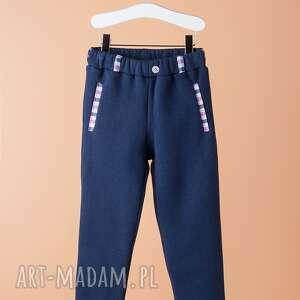 Spodnie CHSP16N, wyjątkowe, dresowe, oryginalne, chłopięce, stylowe, modne