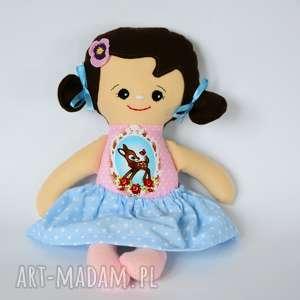 lala tośka - marysia 35 cm, lalka, tośka, dziewczynka, roczek, bajka, sarenka