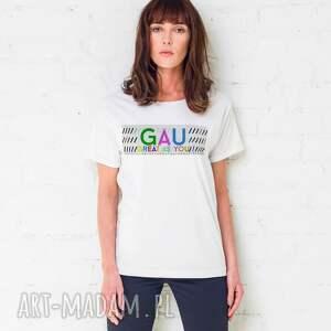 GAU COLORS Oversize T-shirt, oversize