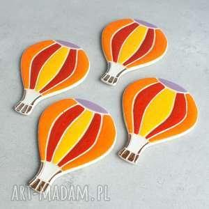 Balon, balon, magnes, energetyczny, kuchnia, kolorowe, wesołe