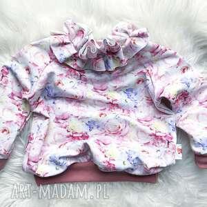 bluza dresowa dla dziecka kwiaty, dziecko, dres