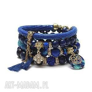 hand-made kobaltowy vol. 19 /21 -05 -21/ set