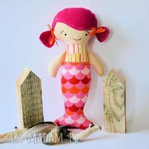 Lalka - Ola syrenka 30 cm, lalka, syrenka, dziewczynka, roczek, chrzciny