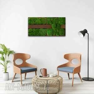 Dekoracja ścienna - obraz z mchem blink #21 ovo design obraz