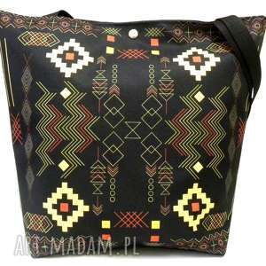 Torba trapezowa-shopper bag, xxl, torba, trapezowa