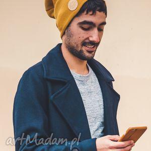 Pikantna Musztarda Mózg, jesień, zima, czapka