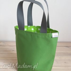 pod choinkę prezent, zielony w grochy, śniadanie, lunch, box, pudełko