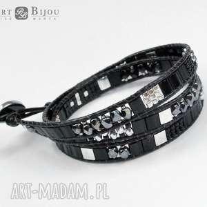 bransoletki bransoletka zawijana boho wrap chan luu, bransoletka, zawijana, rzemień