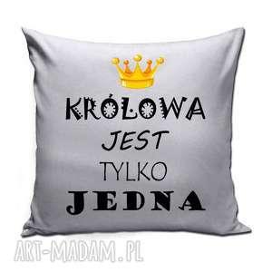 poduszki poduszka dla królowej, poduszka, królowa, prezent, korona