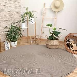 Dywan Camel 170 cm - KOLORY, dywan, zesznurka, ozodoba, homedecor, dekoracjadomu