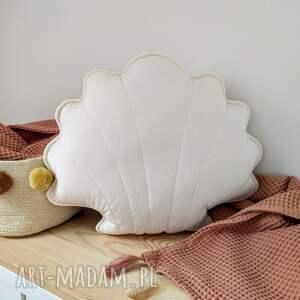 wanilia poduszka dekoracyjna - dekoracja, jasiek, salon, welur