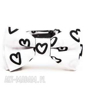 Prezent mucha LOVE B lub, prezent, moda, krawat, chłopak