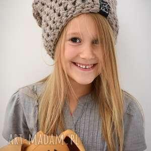 Monio 19, czapka, czapa, zima, zimowa, ciepła, dziecięca