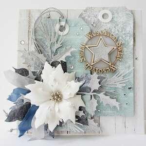 pomysł na upominki Święta Bożego Narodzenia - w pudełku, życzenia, święta, zima
